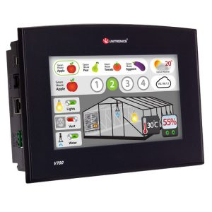 Programmable-logic-controller-Vision-700-by-Unitronics-front