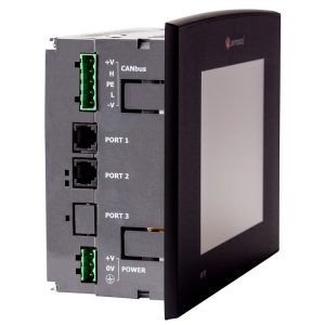 programmable-logic-controller-Vision-570-flat-panel-side-view